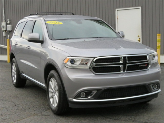 Pre-Owned 2019 Dodge Durango SXT Plus AWD 4D Sport Utility